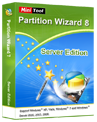 Server Partition Resize Server Edition
