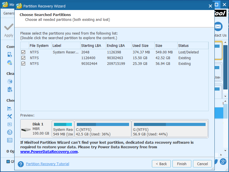 how to create system reserved partition